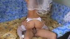 Порно на свадьбах